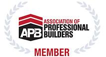 Association of Professional Builders Member