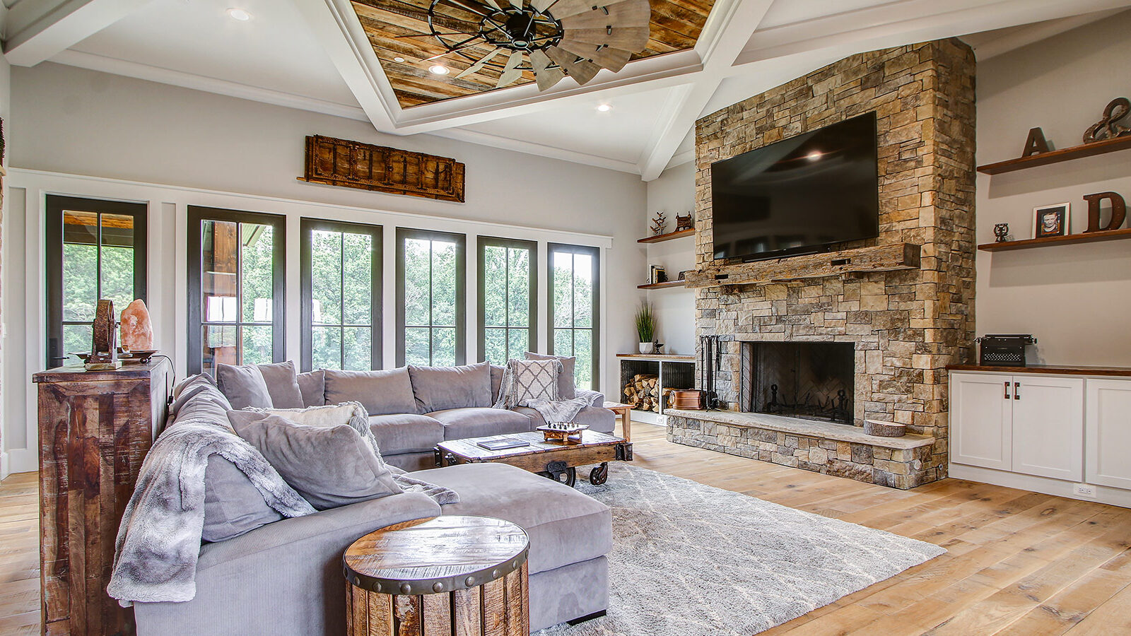 Custom built home by Ambition Custom Homes